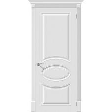 Дверь эмаль Скинни 20 Whitey
