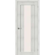 Дверь экошпон Порта-25 alu Bianco Veralinga