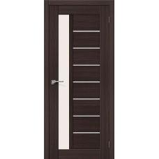 Дверь экошпон Порта-27 Wenge Veralinga