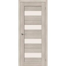 Дверь экошпон Порта-23 Cappuccino Veralinga