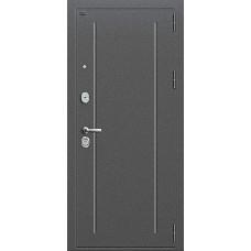 Дверь входная Groff Т2-220 Антик Серебро / Cappuccino Veralinga