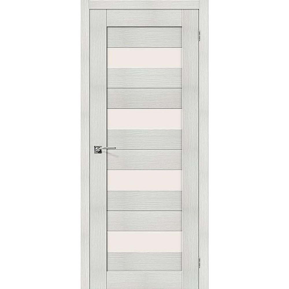 Дверь экошпон Порта-23 Bianco Veralinga
