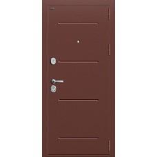Дверь входная Groff Т2-221 Антик Медь / Wenge Veralinga