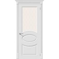 Дверь эмаль Скинни 21 Whitey