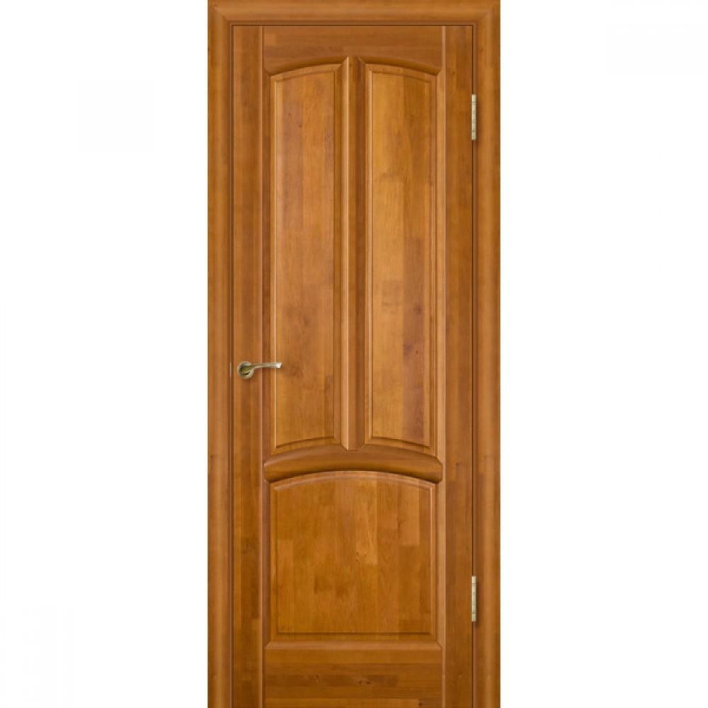 Дверь Виола глухая Медовый орех