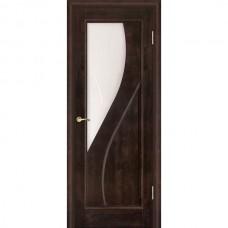 Дверь Дива остекленная Венге