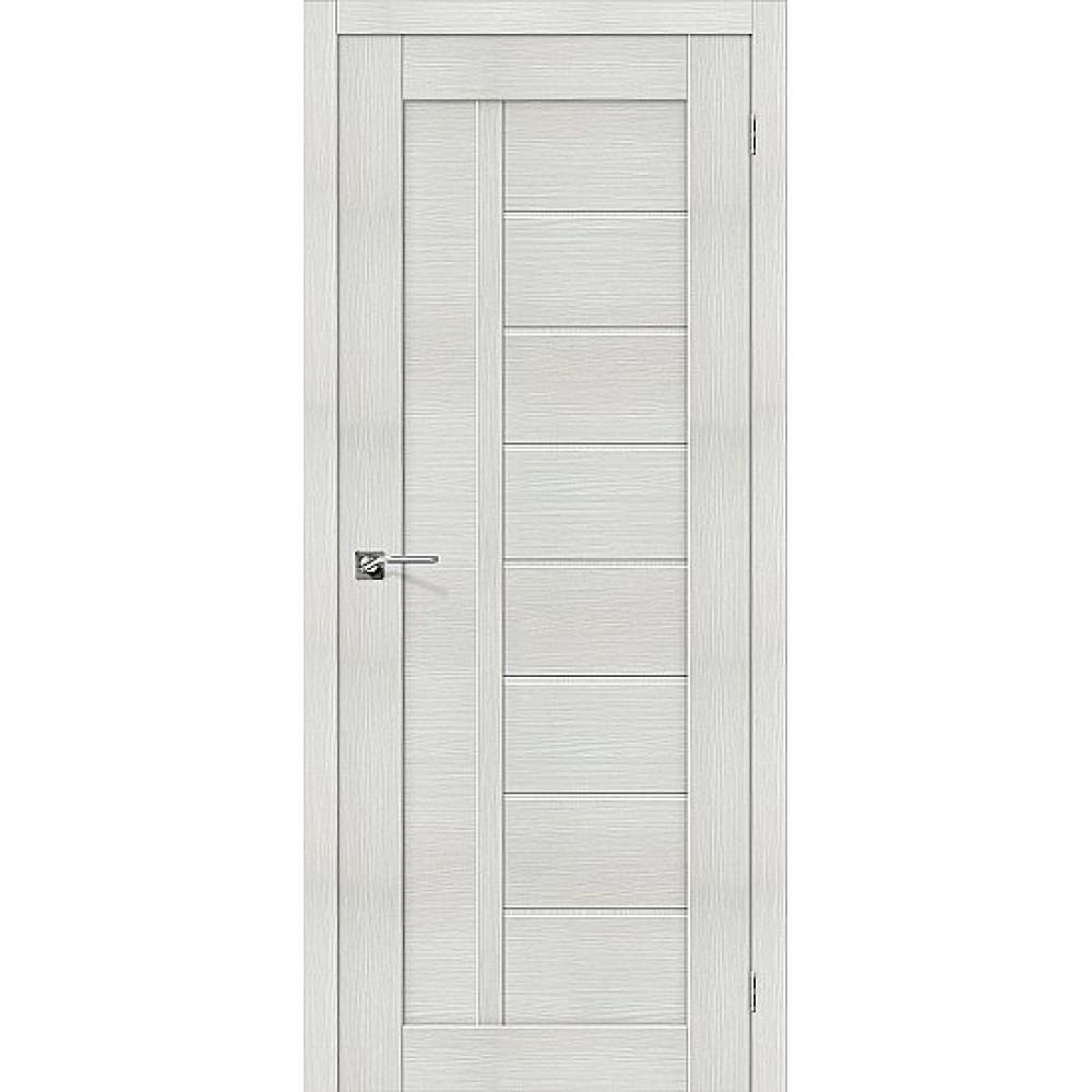 Дверь экошпон Порта-26 Bianco Veralinga
