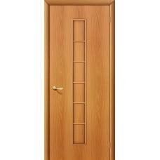 Ламинированная глухая дверь МДФ кромка ПВХ МиланОрех 010-0275