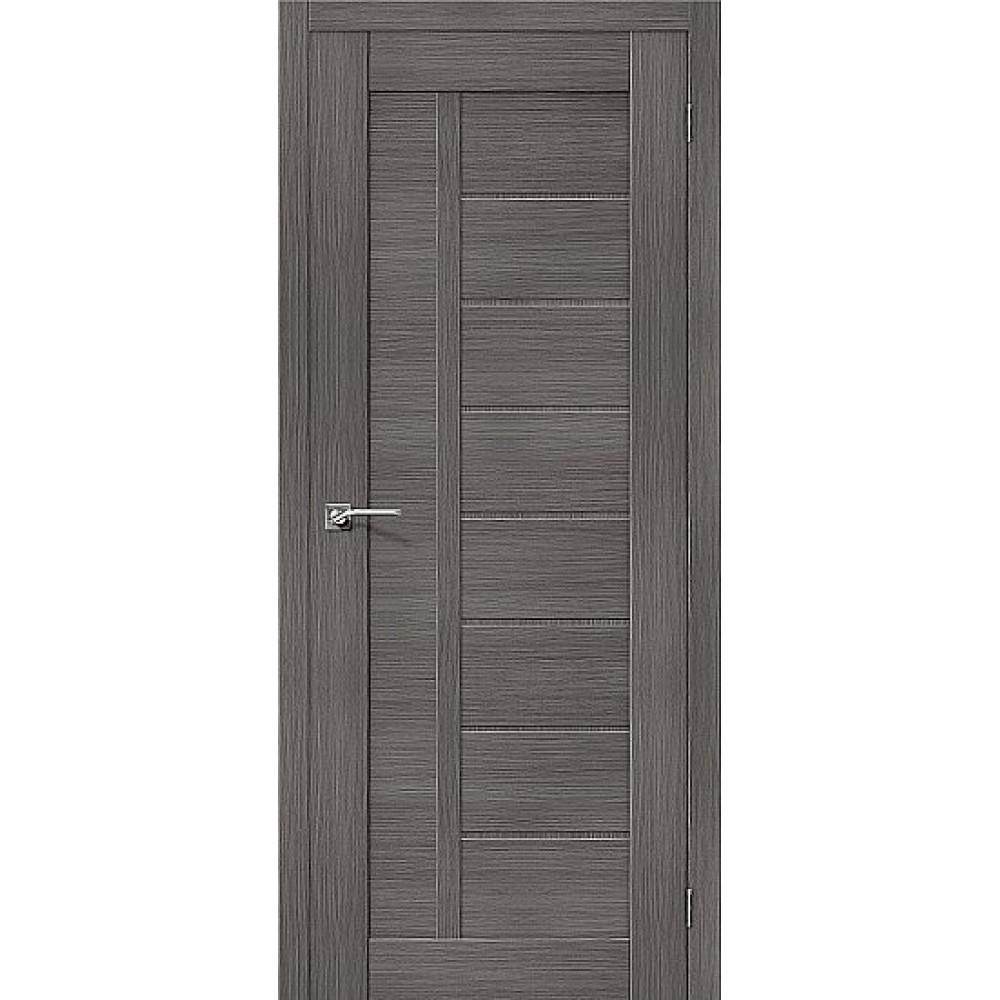 Дверь экошпон Порта-26 Grey Veralinga