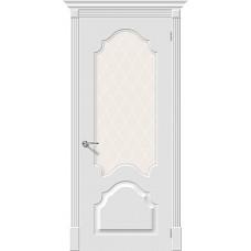 Дверь эмаль Скинни 33 Whitey