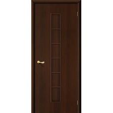 Ламинированная глухая дверь МДФ кромка ПВХ Венге 010-0282