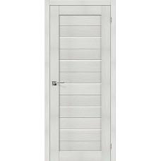 Дверь экошпон Порта-22 Bianco Veralinga/Magic Fog